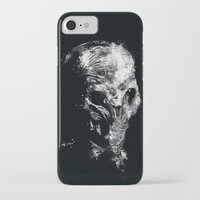 silent hill iPhone & iPod Cases featuring Silent by zerobriant