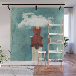 LOVE - Head in the Clouds Wall Mural
