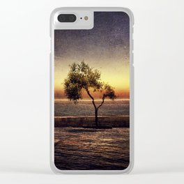 Beauty in nature Clear iPhone Case