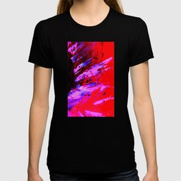 Abstract Shrapnell II by Robert S. Lee T-shirt