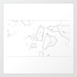 Detail 03 Art Print