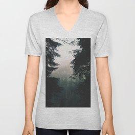 Forest IV Unisex V-Neck