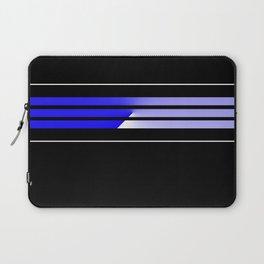 Team Colors 5...Blue Laptop Sleeve