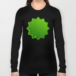 Spring mosaic of cubic lines. Long Sleeve T-shirt