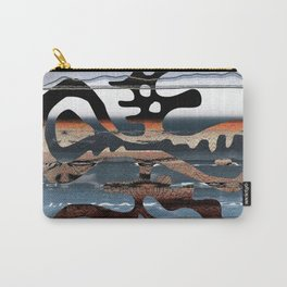 buried symbol Carry-All Pouch