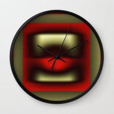 The telephone Wall Clock