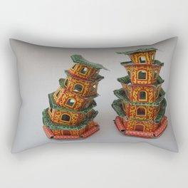 Hi There ;) Rectangular Pillow