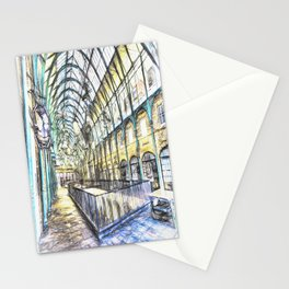 Covent Garden Sketch Stationery Cards