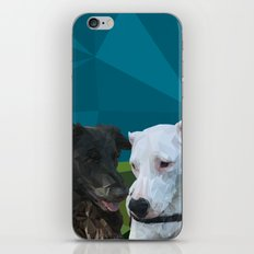 Rocky Dog iPhone & iPod Skin