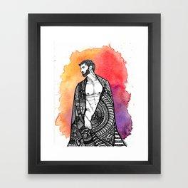 Prince Of Egypt Framed Art Print