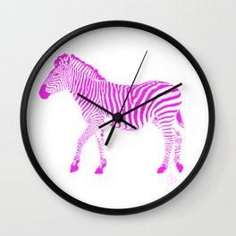 Zebra 9B Wall Clock