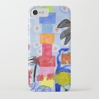 shoe iPhone & iPod Cases featuring Shoe Tree  by Heidi Capitaine