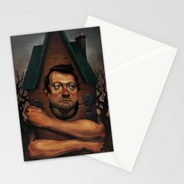 Agoriphobia Stationery Cards
