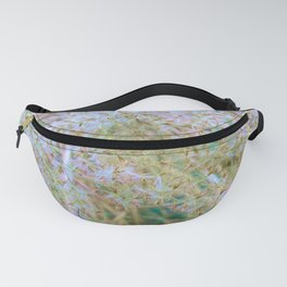 The Wild White Grass Fanny Pack