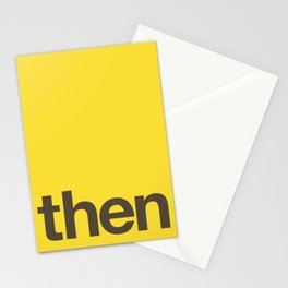 Javascript Promises Then Stationery Cards