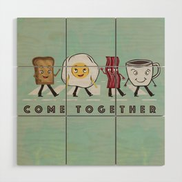 Come Together Wood Wall Art