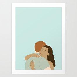 Missed You Art Print