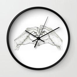 Love... Wall Clock