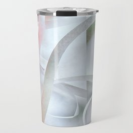Paper colored pattern Travel Mug