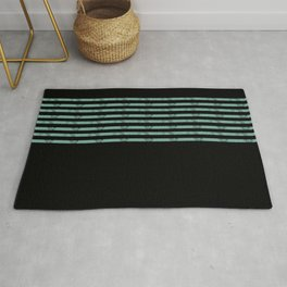 clear thoughts Rug