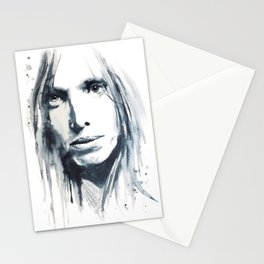 Tom Petty Stationery Cards