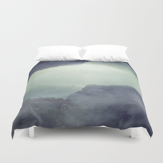the second opening Duvet Cover