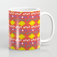 southwest Mugs featuring Southwest by zoeshop
