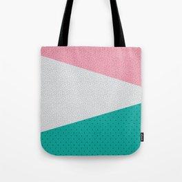 Memphis Patterns Tote Bag