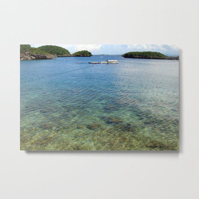 Hundred Islands, Philippines 03 Metal Print