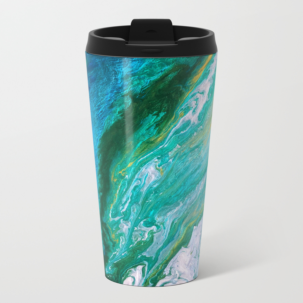 Into The Wild Green Yonder Travel Mug TRM9074767
