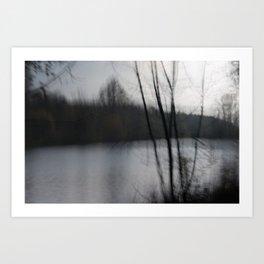Movement in Nature VIII Art Print