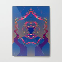 Apparition Metal Print