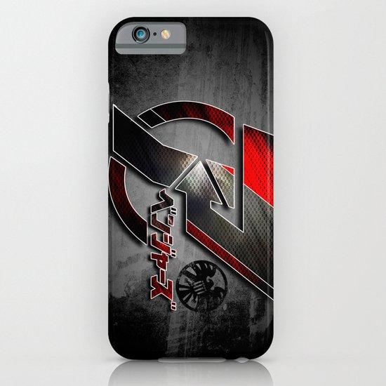 Japanese Avengers iPhone & iPod Case