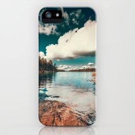 Belle Svezia iPhone Case