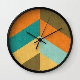 Minimalist bands IV Wall Clock