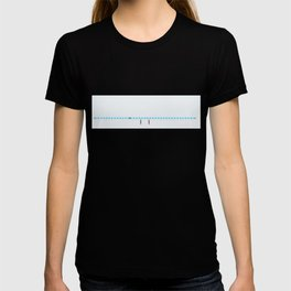 Blue Line - Damen T-shirt