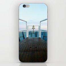 Santa Catalina iPhone & iPod Skin
