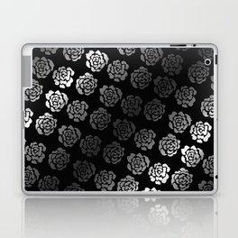 Roses pattern VII Laptop & iPad Skin