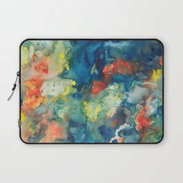 Mindscapes: Did you get hit by a bus or just have a baby? Laptop Sleeve