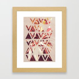 triv Framed Art Print