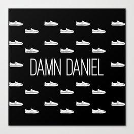 Daniel 2 Canvas Print