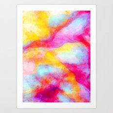 Drift 1 Art Print