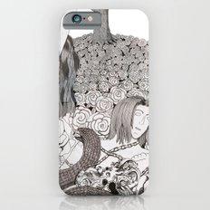 Camelia field Slim Case iPhone 6s