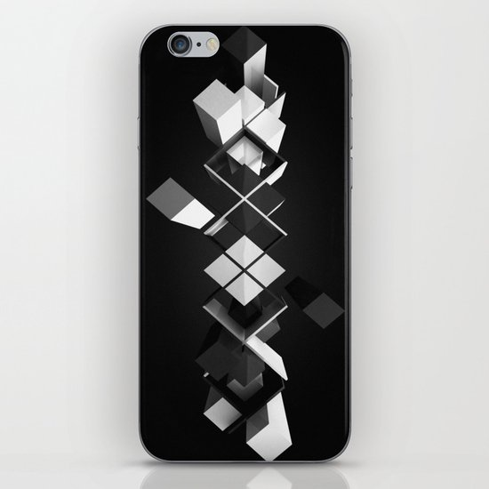 Argyle Deconstruction iPhone & iPod Skin