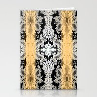 baroque Stationery Cards featuring Baroque by Monike Meurer