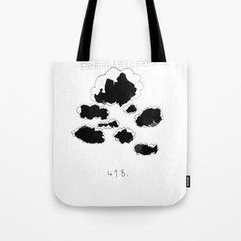 418 Tote Bag