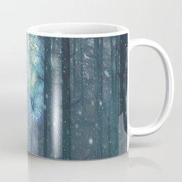 The Woods In Winter Coffee Mug
