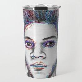 Basquiat 2 Travel Mug