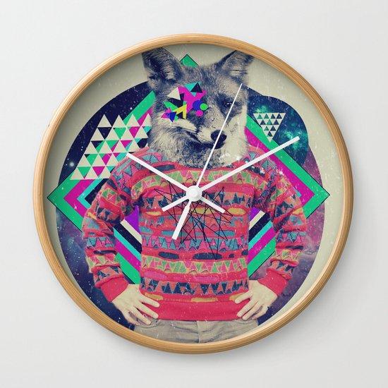 MCVII Wall Clock