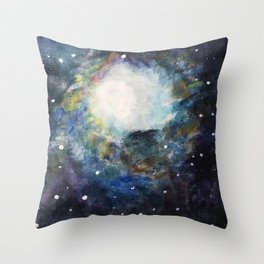 Birth of A STAR Throw Pillow